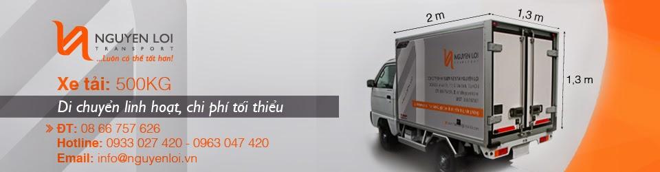 Mang một ưu thế tuyệt đối về khả năng di chuyển trên các đoạn đường nhỏ hẹp, thời gian vận chuyển nhanh. Xe tải 500kg luôn là lựa chọn số 1 cho việc giao nhận hàng hóa, chuyển dọn nhà.