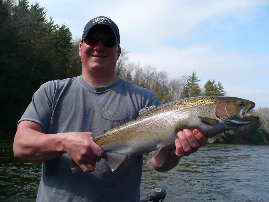 Muskegon River Float Fishing