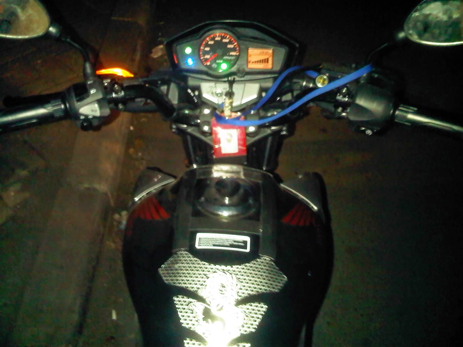modifikasi honda verza 150cc