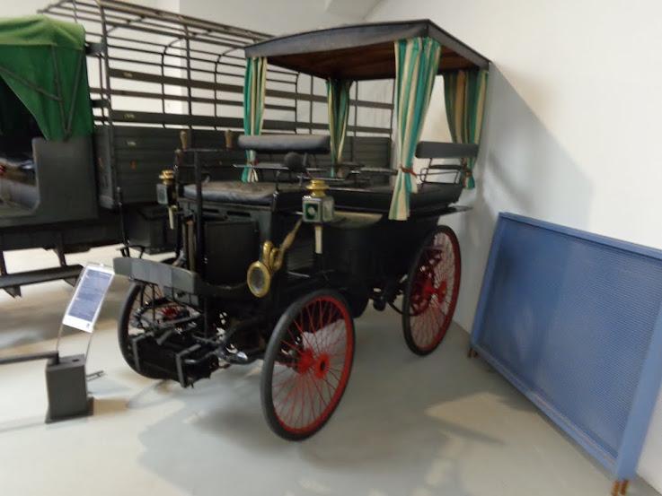 Musée de l'aventure Peugeot à Sochaux DSC01259