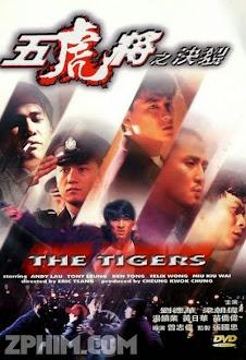 Ngũ Hổ Tướng - The Tigers (1991) Poster