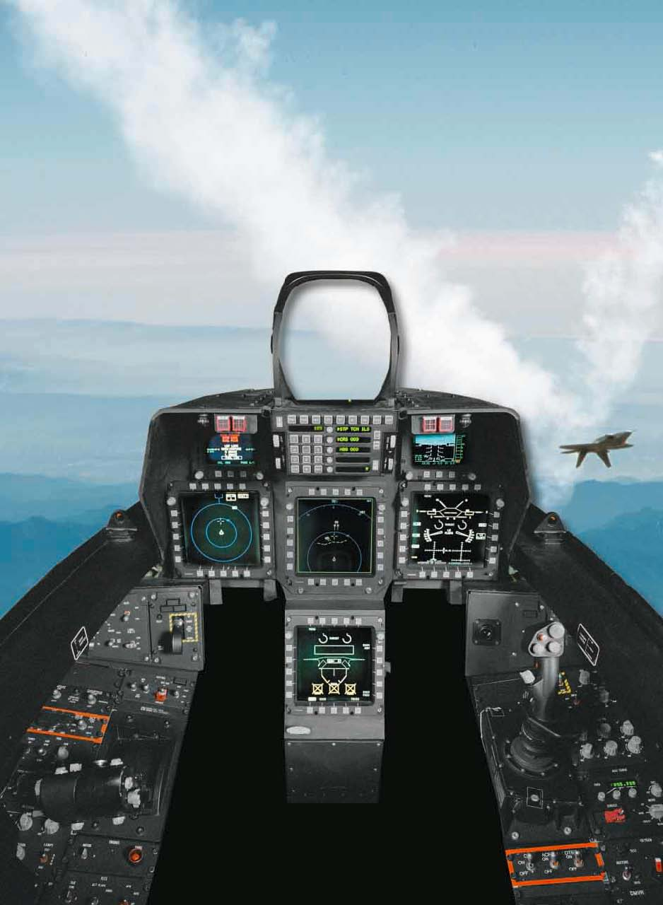 COOL IMAGES  f-2...F 22 Cockpit
