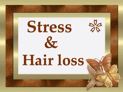 The damaging effects stress may have on your hair