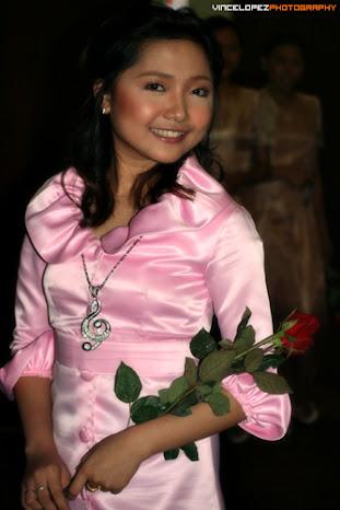 07/23/06 - Gawad Geny Lopez Jr. Bayaning Pilipino Awards 2006 Charice_bantaybata