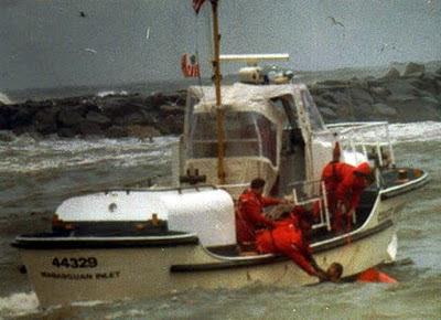 USCG 44 Foot Motor Life Boat 44329