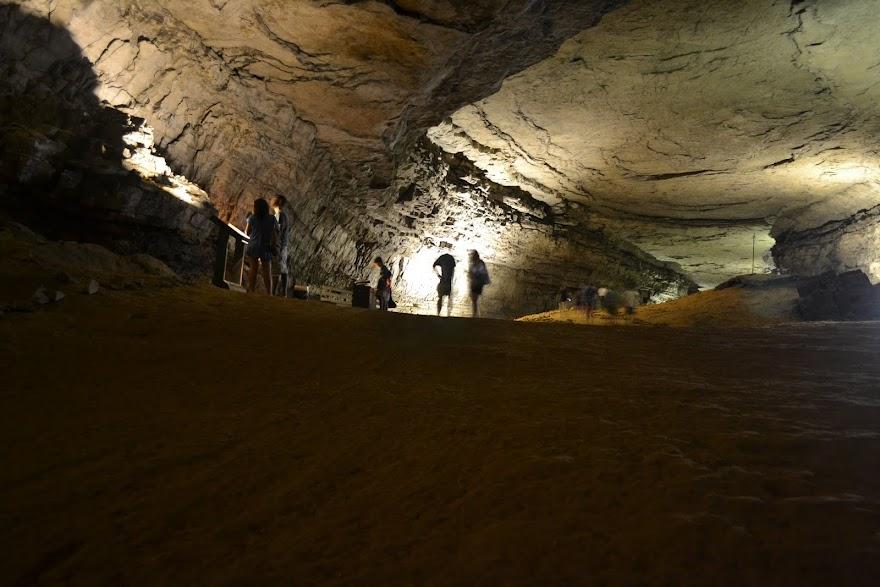 Национальный парк Мамонтова пещера, Кентукки (Mammoth Cave National Park, KY)