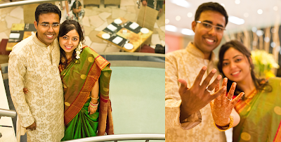 Bharadwaj & Pritha by WeddingTales.co