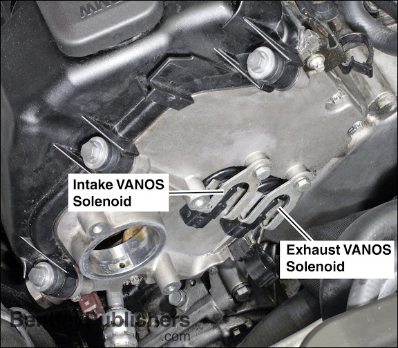 DIY: Cleaning VANOS Solenoids - 5Series net - Forums