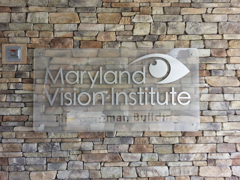 ... vision health services, please visit the Maryland Vision Institute