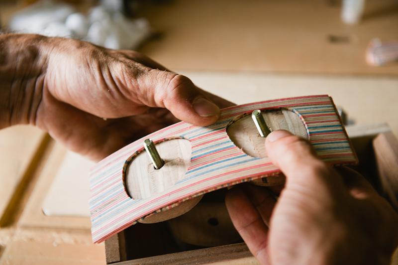 *回收滑板手作太陽眼鏡:SK8 SHADES環保時尚! 11