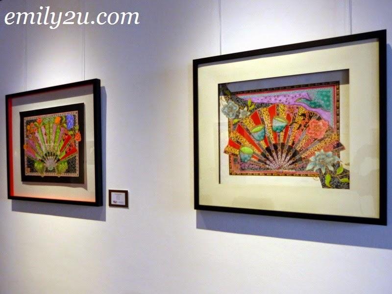 Sherin Ng Nyonya artist
