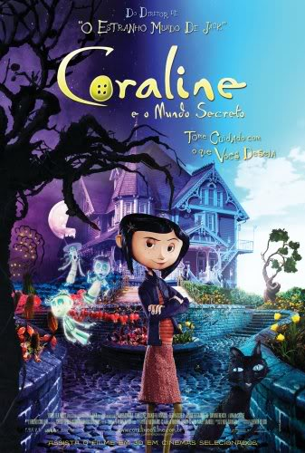 Coraline e o Mundo Secreto (Dual Audio) DVDRip XviD