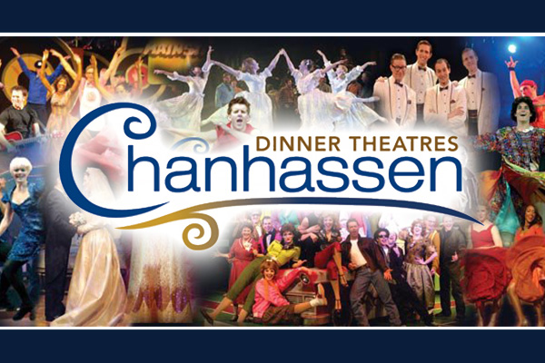 Chanhassen Dinner Theatre MN Chanhassen Dinner Theatres Logo