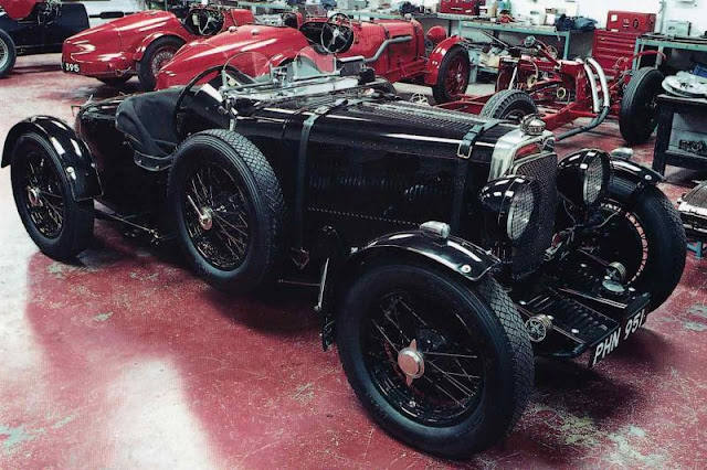 Aston Martin International, 1929 г.