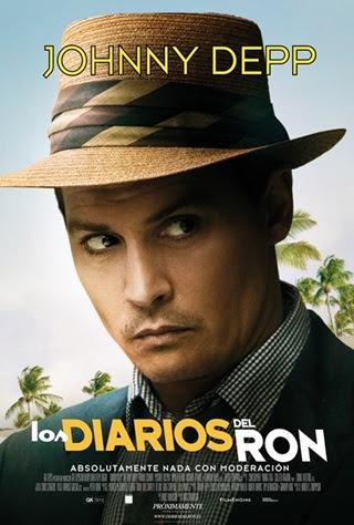 The Rum Diary (Los diarios del ron) (2011) [DVDRip] [Latino] [1 Link]