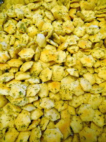 Buttery Ranch Oyster Cracker Mix