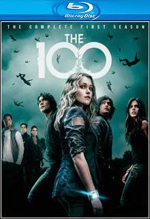 The 100   1ª Temporada Completa BluRay 720p e 1080p Dual Áudio Capa