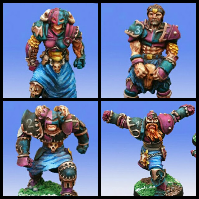 Mano di Porco Caos Blood Bowl