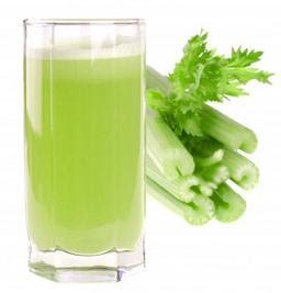 سر  الأخضر بالتنحيف  ( الإرادة) Celery-juice30042012