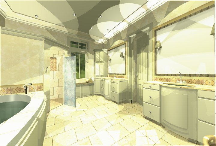 ABRID 3D Rendering for HGTV