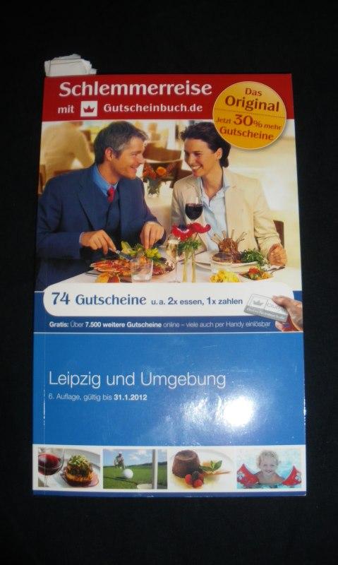 Gutscheinbuch günstiger