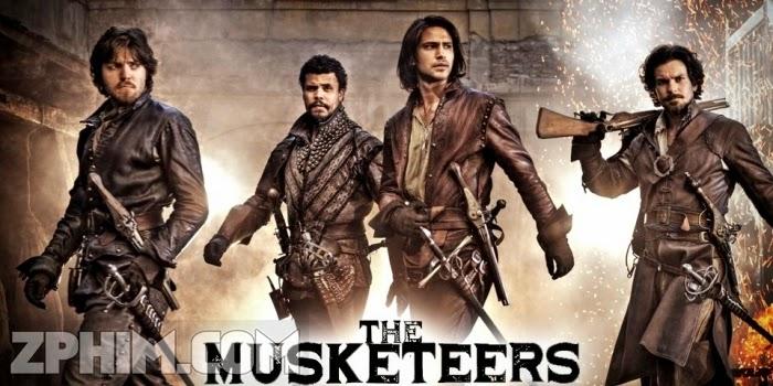 Ảnh trong phim Ngự Lâm Quân 1 - The Musketeers Season 1 1