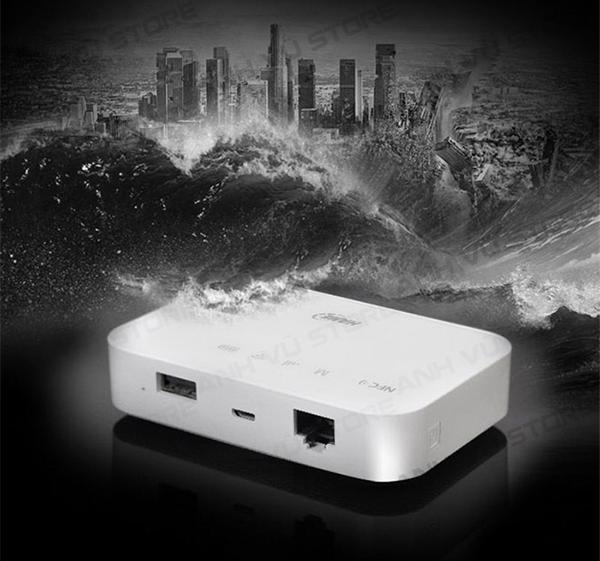 HAME A19 - Bộ Phát WiFi 3G - WiFi Di Động - Pin Sạc Dự Phòng - Router Wifi 3G Hame A19 09