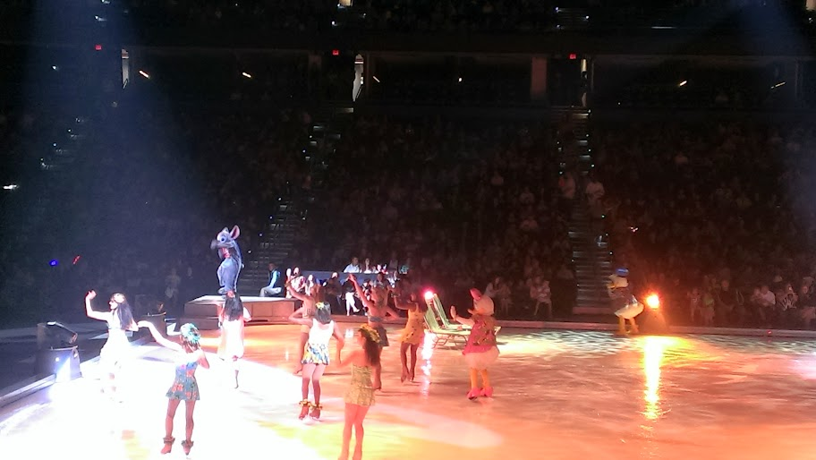 IMAG5083 Disney on Ice   Lets Celebrate {Review}