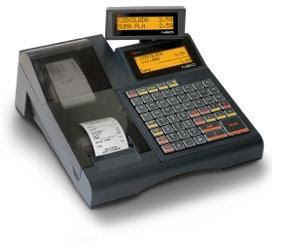 Kasa Posnet Neo EJ wyposażona jest w moduł kopii elektronicznej paragonów