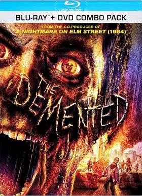 Filme Poster The Demented BRRip XviD & RMVB Legendado