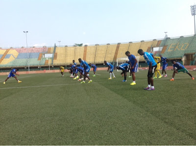 Eguma Explains Dolphins FC Late Start