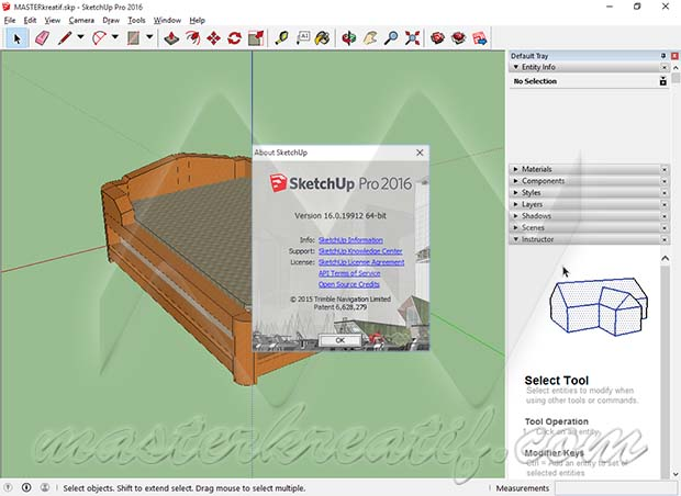 sketchup 2016 setup with crack