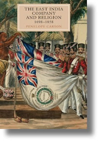 [Carson: The East India Company and Religion