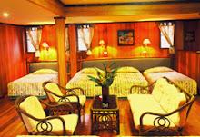 ห้อง Family Room ที่พักเกาะช้าง ที่ โรงแรมบ้านปู หาดทรายขาว