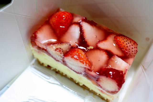 台北 草莓蛋糕 溫德德式烘培餐館