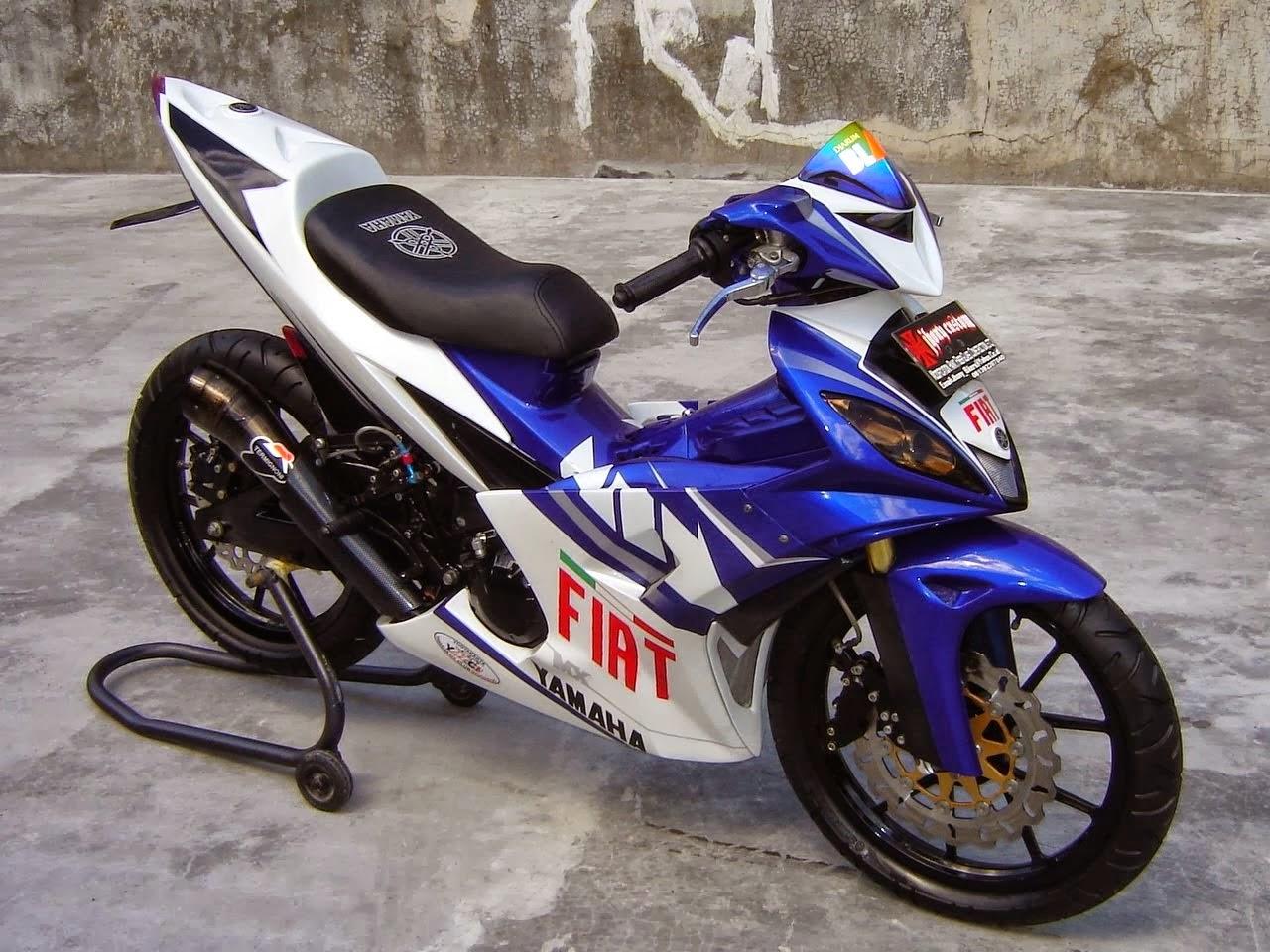 modifikasi motor jupiter mx 2007