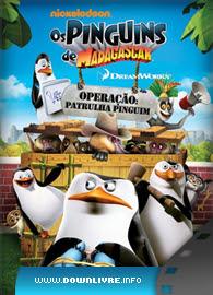 Os Pinguins de Madagascar: Operação Patrulha Dublado