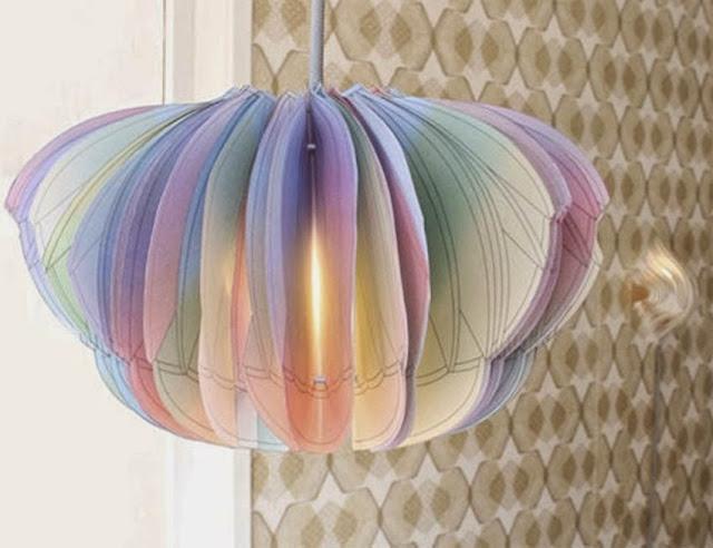 Lámpara de diseño de Paula Arntzen
