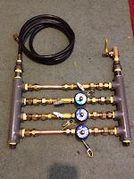 digital step valve