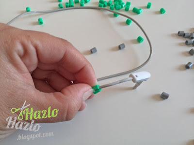 Cómo decorar con hama beads.