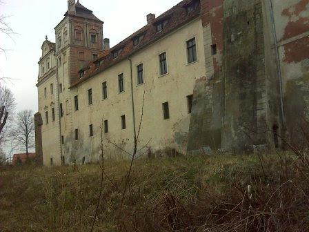 Bok zamku