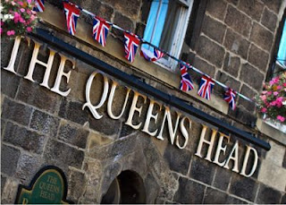 The Queen's Head in Rothbury