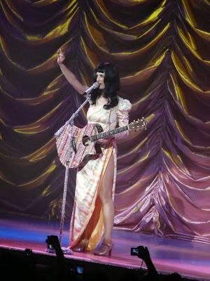 Katy Perry California Dreams Tour Paris