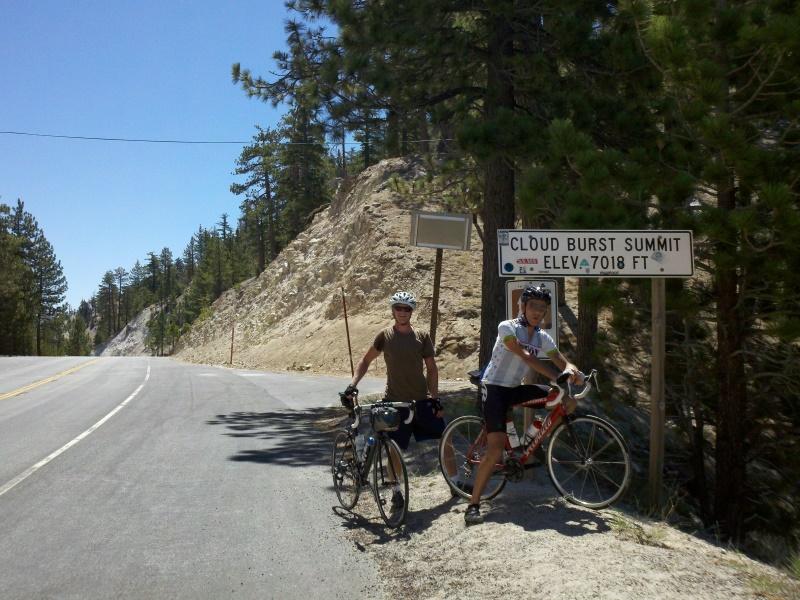 Angeles Crest Highway • Cloud Burst Summit