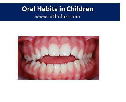 oral-habits-children
