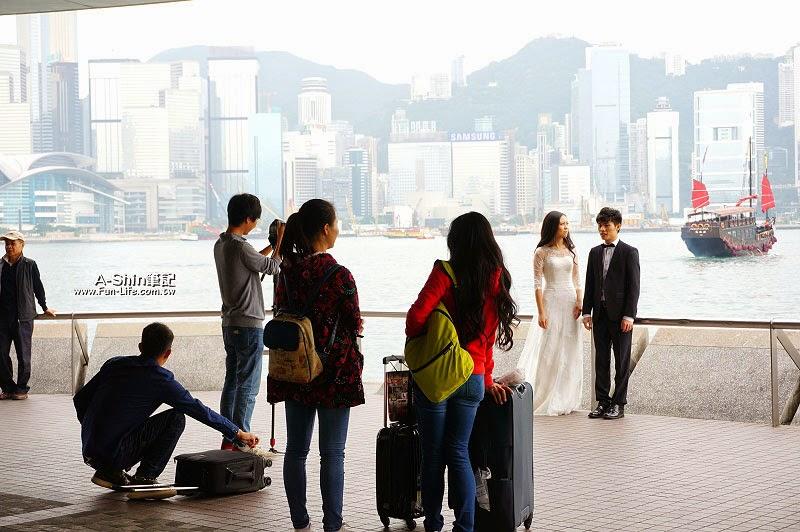 香港尖沙嘴天星碼頭-3