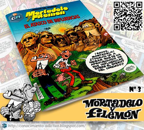 Mortadelo y Filemón Nº3