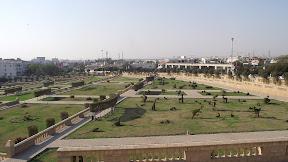 Bagh Ibne Qasim in Karachi, Pakistan