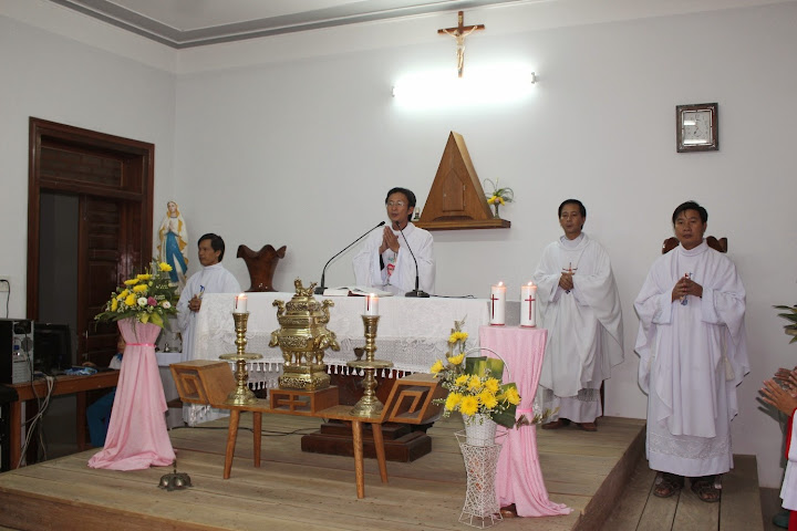 Tâm tình tạ ơn 12 năm linh mục