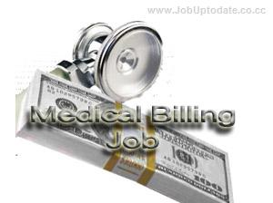 medical billing job